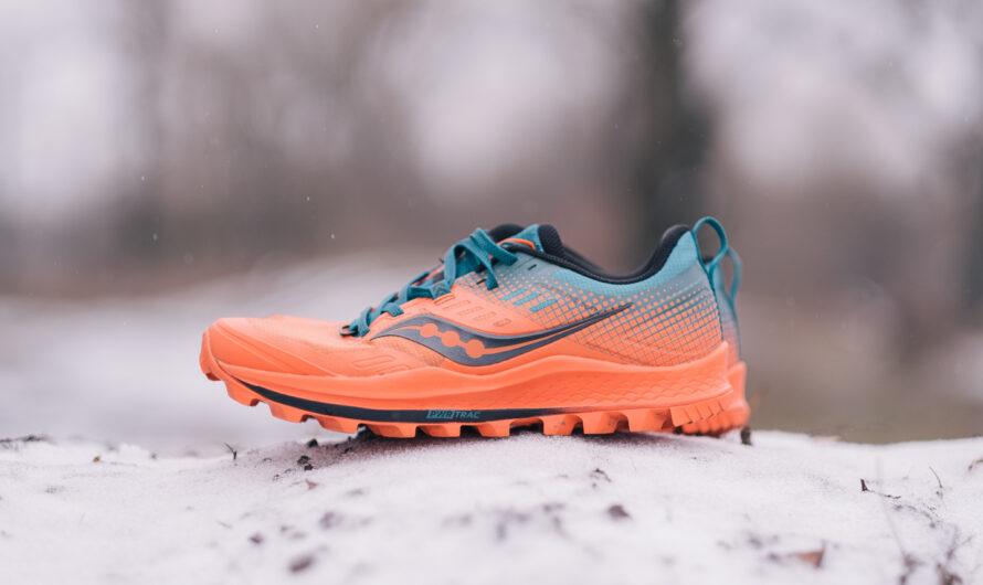 Recensione di Saucony Peregrine 10 ST – scarpe da ginnastica da trail per fango e neve