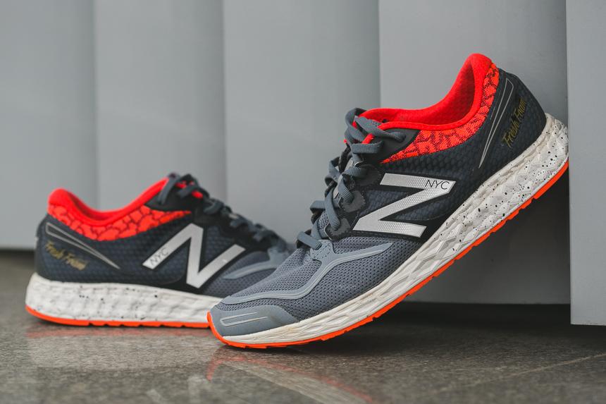 Recensione delle scarpe da ginnastica New Balance Fresh Foam Zante ...