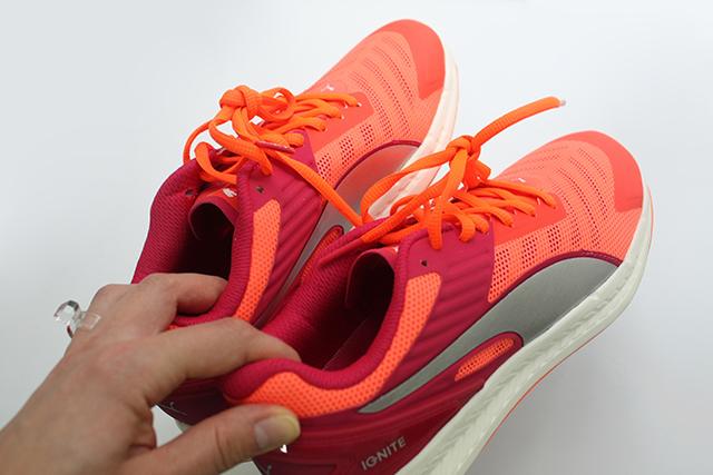 Recensione della scarpe per corsa PUMA IGNITE V2