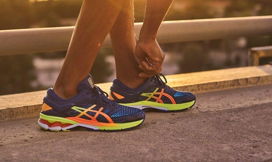 Recensione delle scarpe da ginnastica Asics Gel Kayano 26