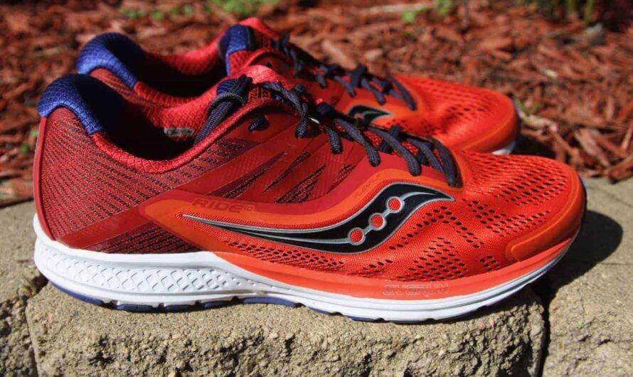 Recensione delle scarpe da ginnastica Saucony Ride 10
