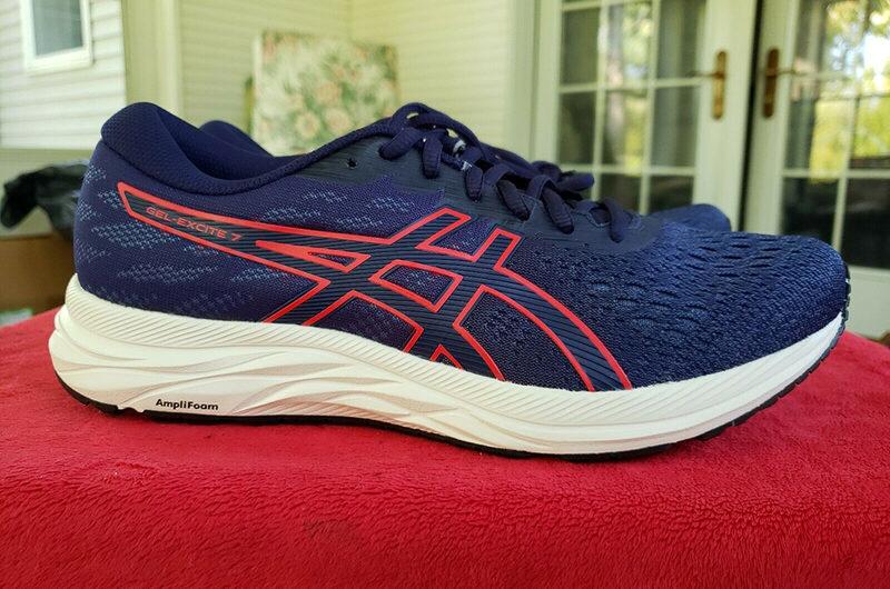 Recensione della scarpa da ginnastica Asics Gel Excite 7