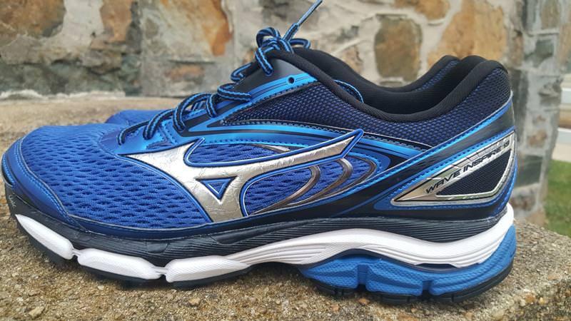 Recensione delle scarpe da corsa Mizuno Wave Inspire 13