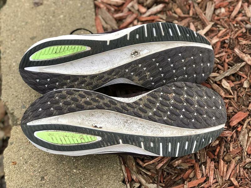 Nike Vomero 14 Suola