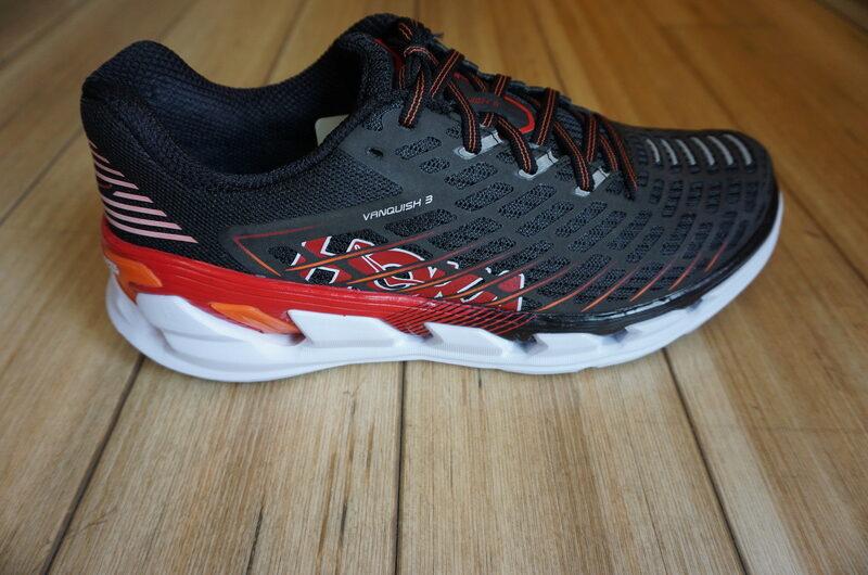 Recensione della scarpa da corsa Hoka Vanquish 3